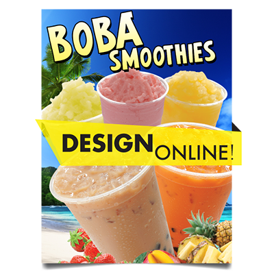 BV-134 Smoothie Poster