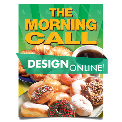 DN-029 Morning Call Poster